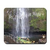 Yes, I believe in Magic ! Mousepad