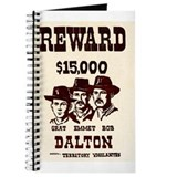 The Dalton Gang Journal