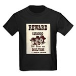 The Dalton Gang Kids Dark T-Shirt