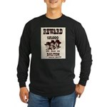 The Dalton Gang Long Sleeve Dark T-Shirt