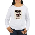 The Dalton Gang Women's Long Sleeve T-Shirt