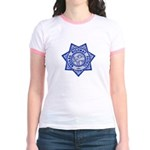 Nevada Highway Patrol Jr. Ringer T-Shirt