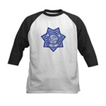 Nevada Highway Patrol Kids Baseball Jersey