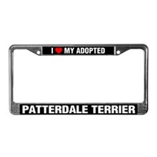 I Love My Adopted Patterdale Terrier