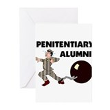 JAIL ALUMNI Greeting Cards (Pk of 10)