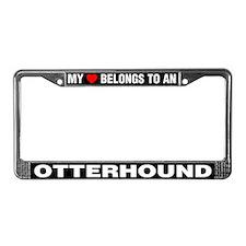 My Heart Belongs To An Otterhound