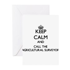 Keep calm and call the Agricultural Surveyor Greet