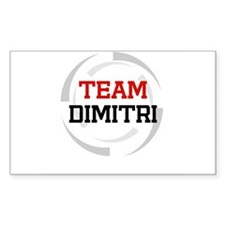 Dimitri Rectangle Decal