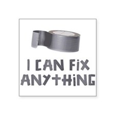 I Can Fix Anything with Duct Tape Sticker
