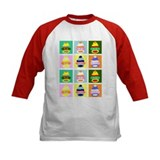 Pop Art Sock Monkey Tee