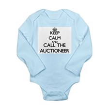 Keep calm and call the Auctioneer Body Suit