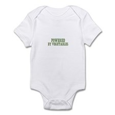 powered by vegetables Infant Bodysuit