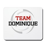 Dominique Mousepad
