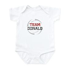 Donald Infant Bodysuit