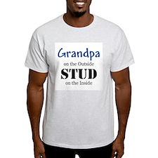 Grandpa's a stud T-Shirt