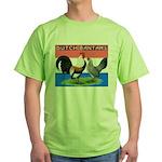 Dutch Bantams Green T-Shirt