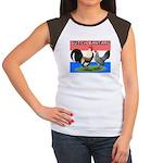 Dutch Bantams Women's Cap Sleeve T-Shirt