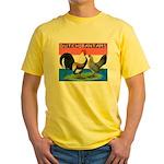 Dutch Bantams Yellow T-Shirt