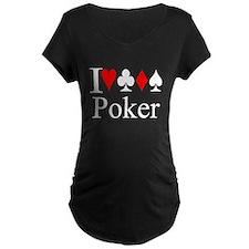 I Heart Poker T-Shirt