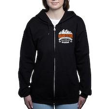 Grand Teton Vintage Women's Zip Hoodie