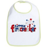 Little Firecracker Bib