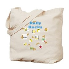 Rally 4 Tote Bag