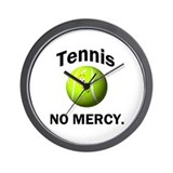 Unique Tennis Wall Clock