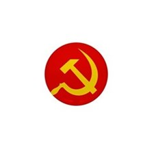 Communist Mini Button