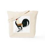 Dutch Bantam Rooster Tote Bag