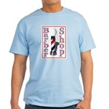 Barber Shop Logo T-Shirt