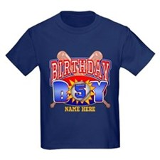Baseball 5th Birthday T