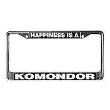 Happiness Is A Komondor
