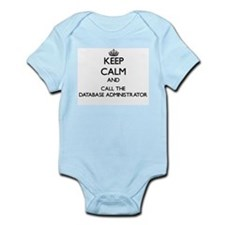 Keep calm and call the Database Administrator Body
