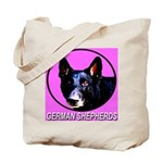 German Shepherds Tote Bag