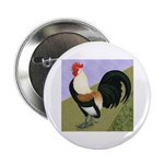 Dutch Rooster Button