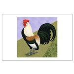 Dutch Rooster Large Poster