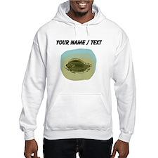 Custom Flounder Fish Hoodie