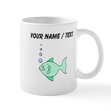 Custom Cartoon Fish Mugs