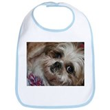 Head Shots (Brandy) Bib
