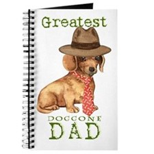 Dachshund Dad Journal