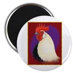 Dutch Bantam Cock Magnet