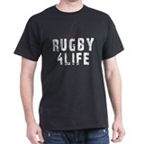 Rugby 4Life Sports Quote T-Shirt