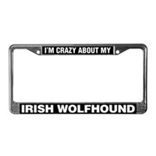 I'm Crazy About My Irish Wolfhound
