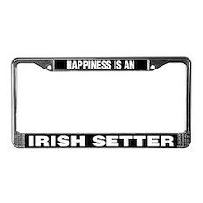 Happiness Is An Irish Setter