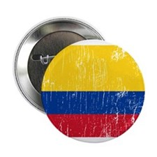 Vintage Colombia Button