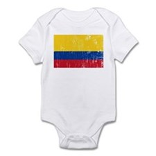 Vintage Colombia Infant Bodysuit