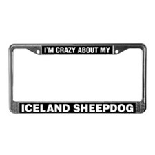 I'm Crazy About My Icelandic Sheepdog