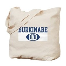 Burkinabe dad Tote Bag