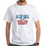 Roller Derby Slogan Shirt