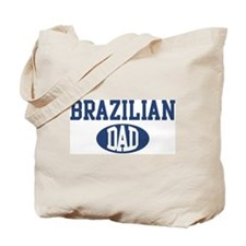 Brazilian dad Tote Bag